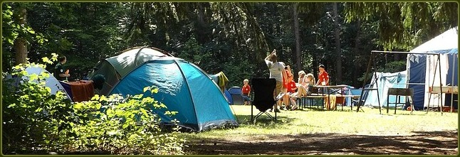 Best tent camping campgrounds