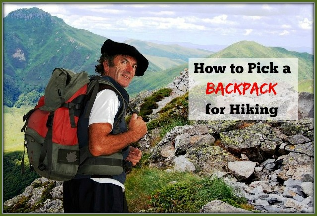 How to Pick a Backpack for Hiking