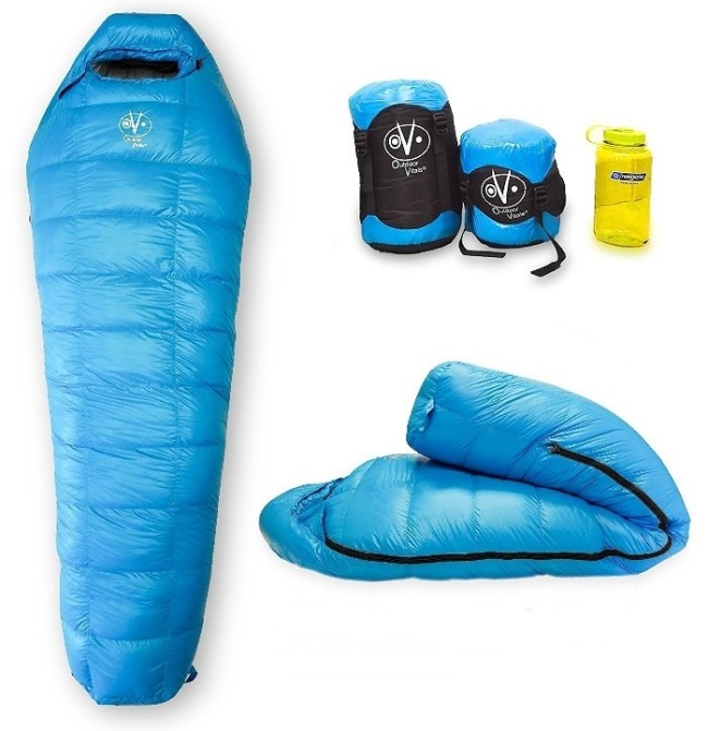 How to buy a sleeping bag
