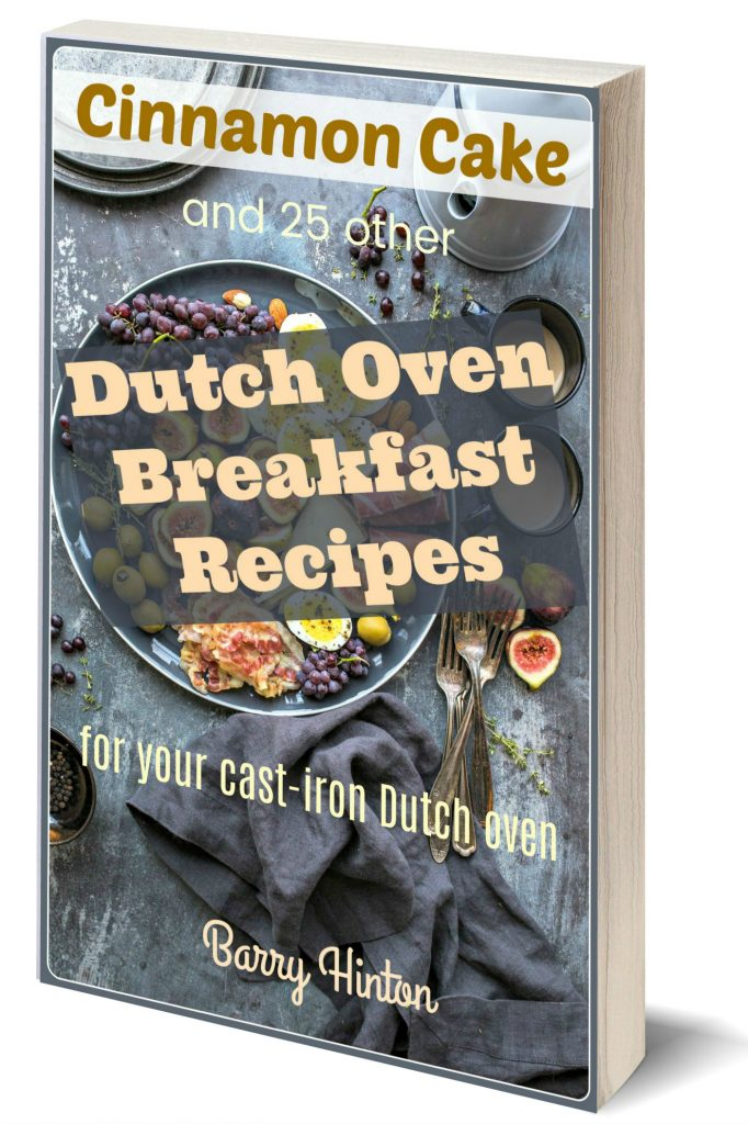 Dutch oven breakfast recipes