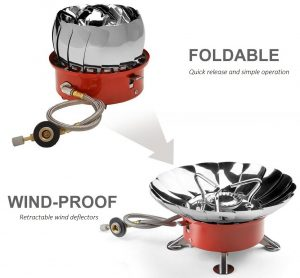 Best portable camping stove