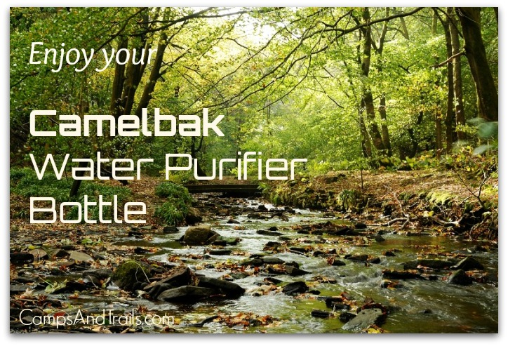 Best water purification, camping