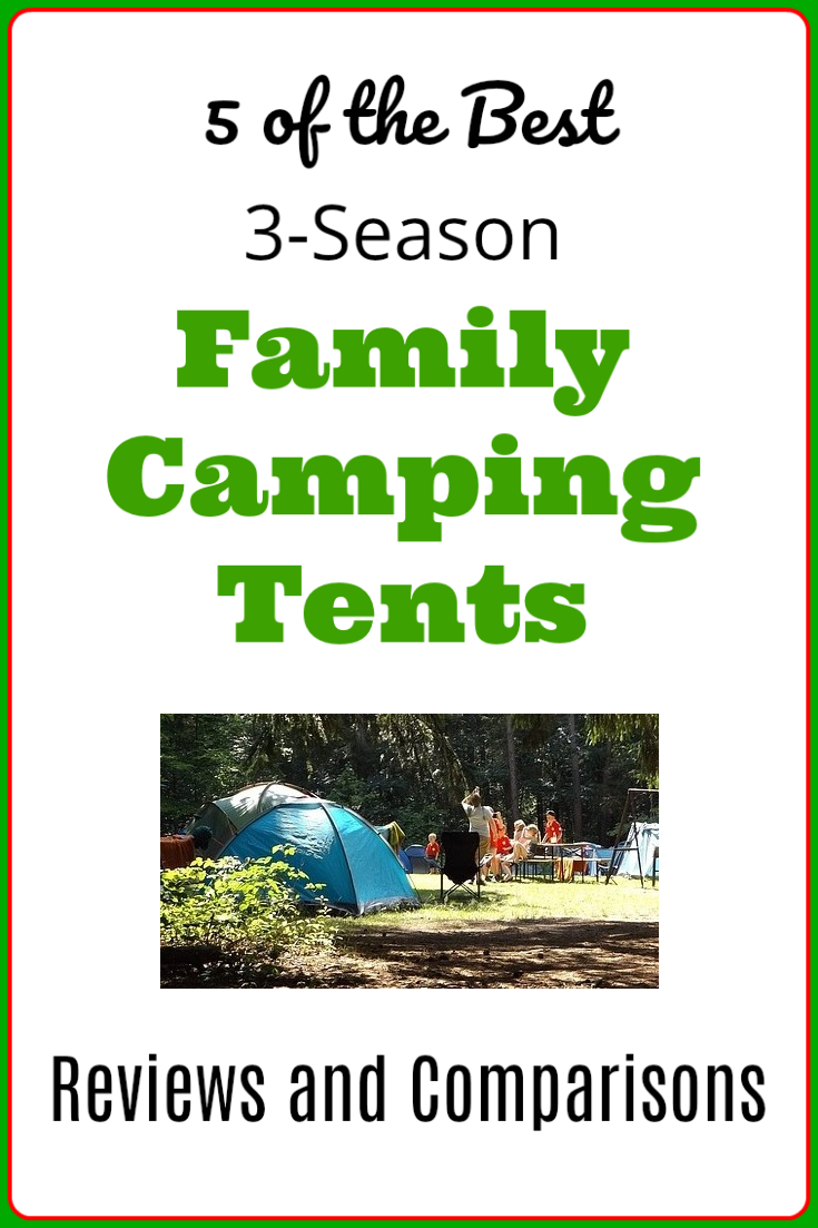 Best Family Camping Tents for