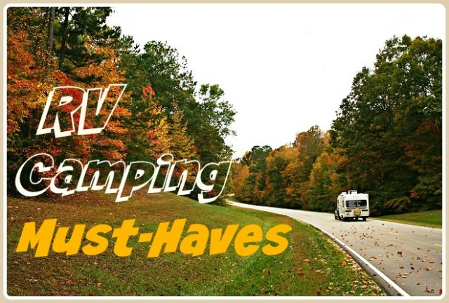 RV Camping Must-Haves