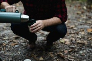 dry camping water